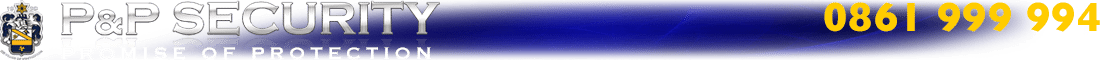P&P Security Logo