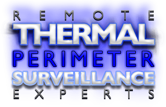 image displays remote thermal perimeter surveillance experts text
